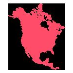 Континент Северная Америка