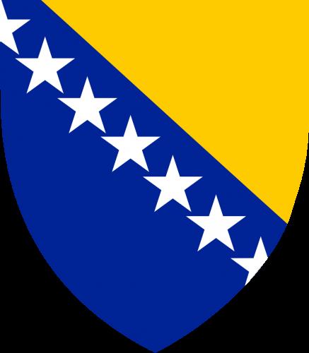 Герб Босния и Герцеговины