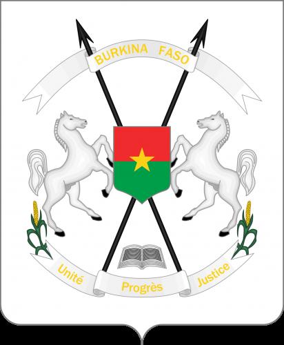 Герб Буркина Фасо