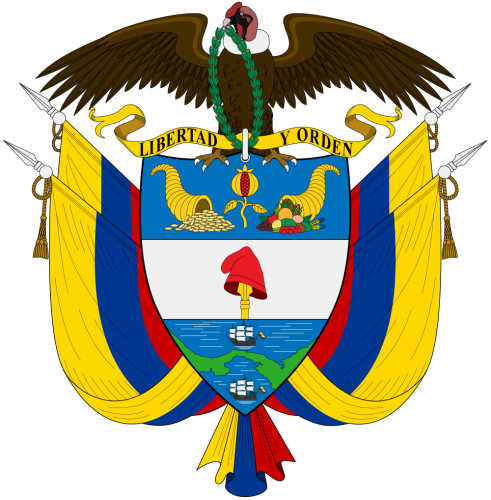 Герб Колумбии