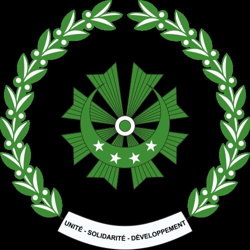 Герб Коморских остров
