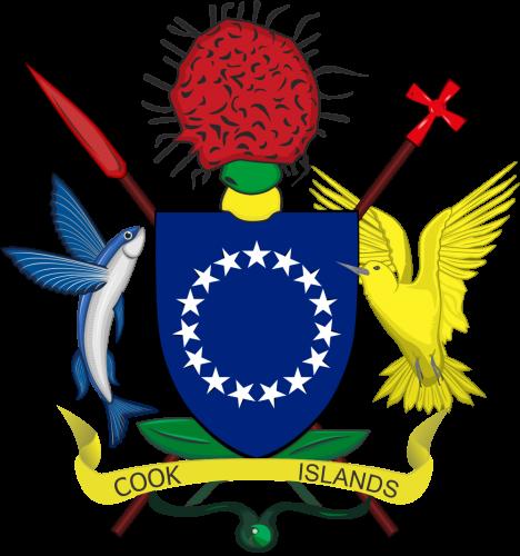 Герб Островов Кука