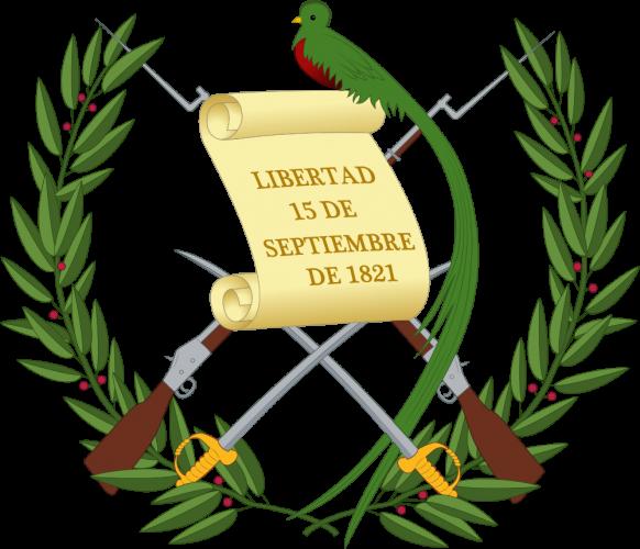 Герб Гватемалы