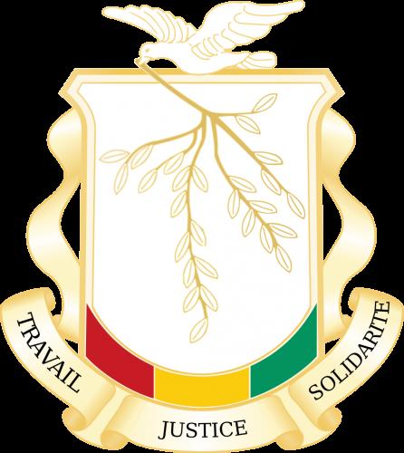 Герб Гвинеи