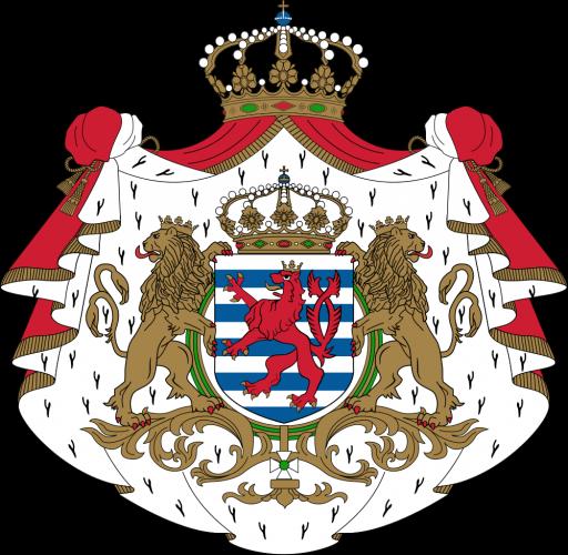Герб Люксембурга