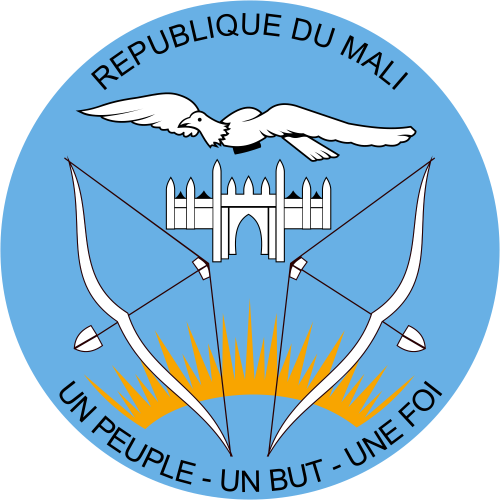 Герб Мали