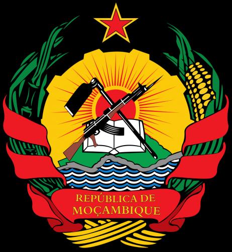 Герб Мозамбика
