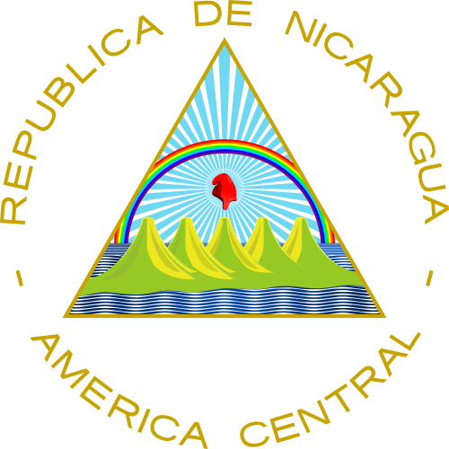 Герб Никарагуа