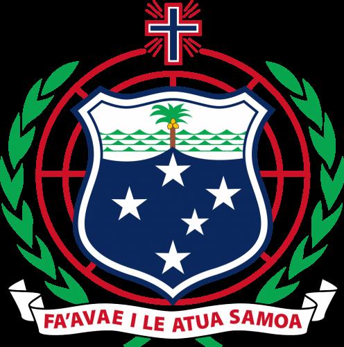 Герб Самоа