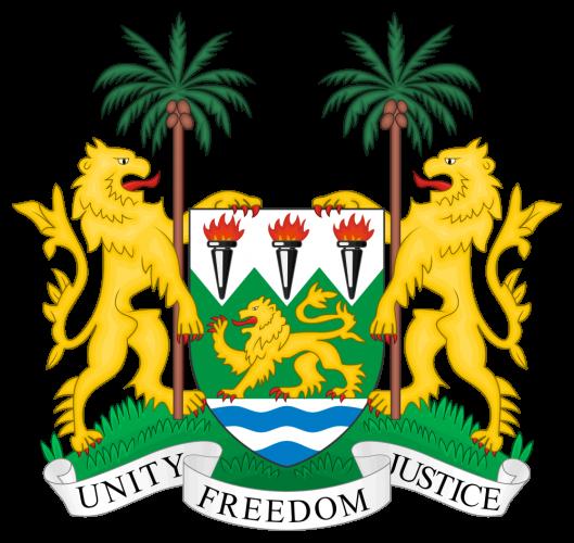 Герб Сьерра-Леоне
