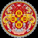 Герб Бутана