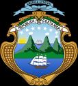 Герб Коста Рики