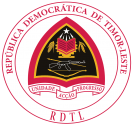 Герб Восточного Тимора