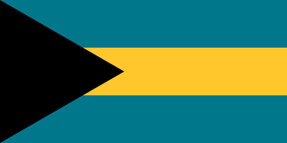 Флаг Багам
