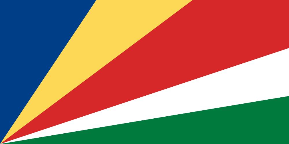 Флаг Сейшел