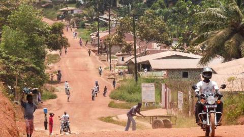 Либерии