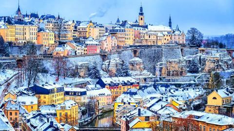 Люксембурга