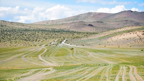 Монголии