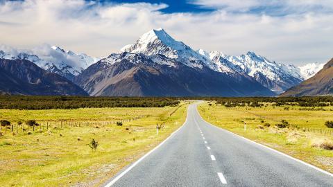 Новой Зеландии