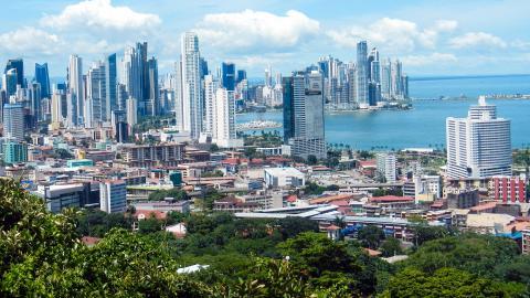 Панамы
