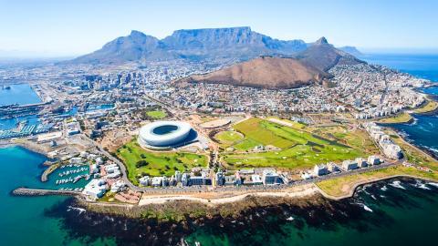 Южно-Африканской Республики