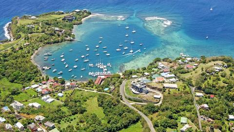 Сент-Винсент и Гренадин