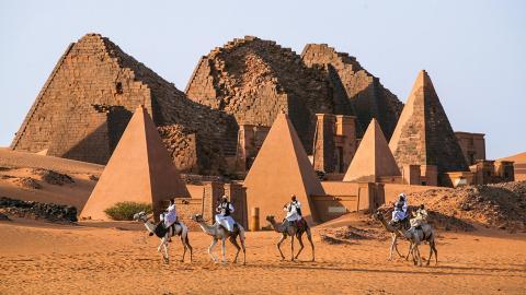 Судана