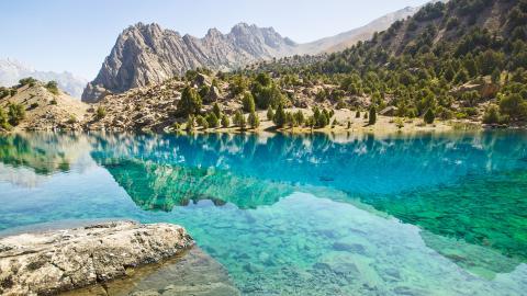 Таджикистана