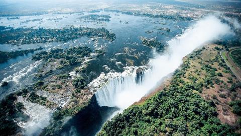Замбии