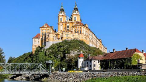 Аббатство Мельк (Бенедиктинский монастырь)