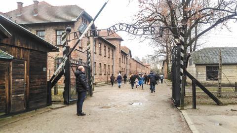 Музей Аушвиц-Биркенау (Освенцим)