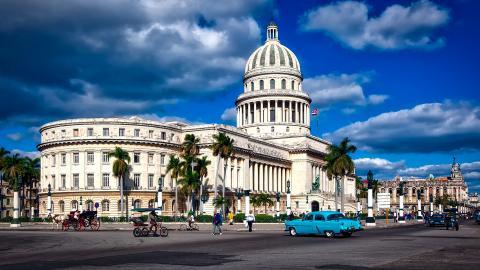 Капитолий в Гаване