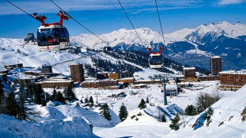 Шамони - горнолыжный курорт