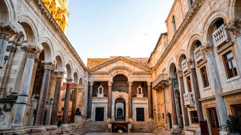 Дворец Диоклетиана