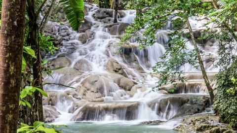 Водопад Даннс-Ривер