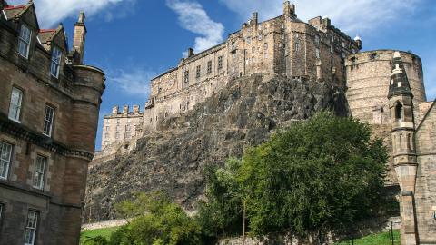 Эдинборгский замок
