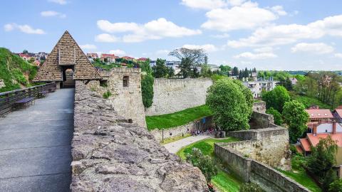 Замок Эгер (Эгерская крепость)