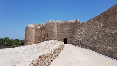 Форт Калат-аль-Бахрейн