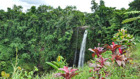 Водопад Фуипизия
