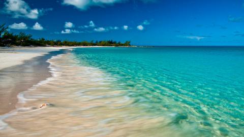Пляж Золотая скала