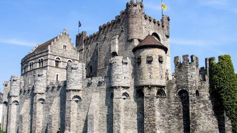 Замок Гравенстен (графов Фландрии)