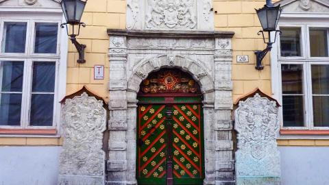 Дом братства Черноголовых