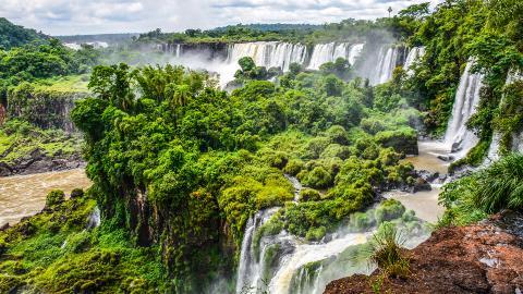 Водопады Игуасу (Аргентина)
