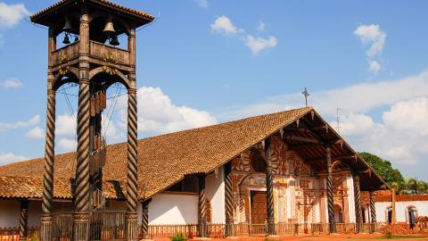 Иезуитская миссия в Чикитос