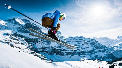 Юнгфрау - горнолыжный курорт