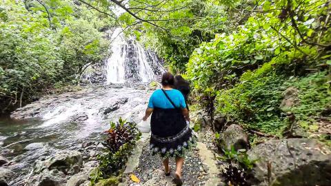 Водопад Кепрохи