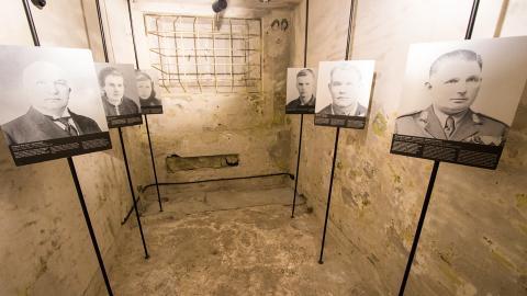Тюремный музей КГБ