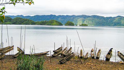 Озеро Кутубу