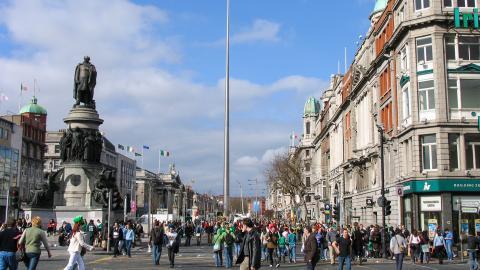 Монумент света (Дублинская игла)