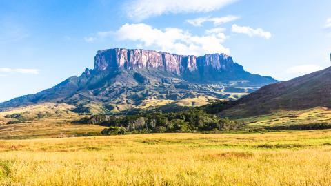 Гора Рорайма (Венесуэла)